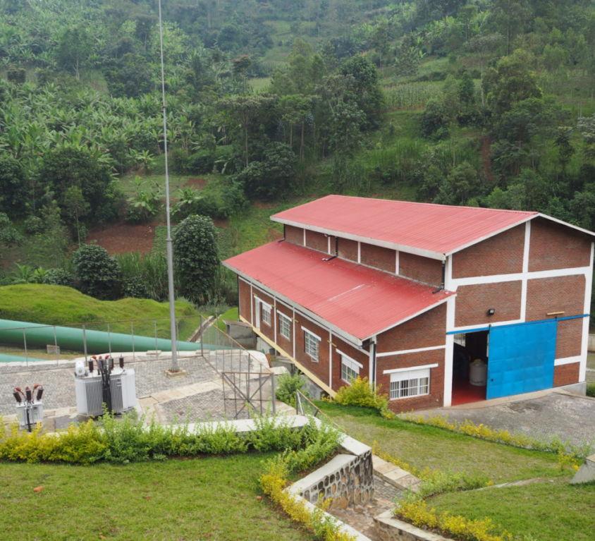 Rugezi – Rwanda